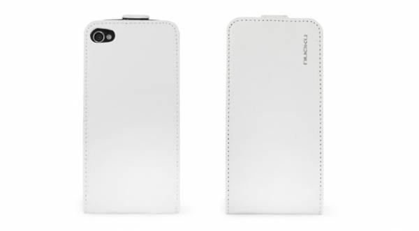 Bao da iPhone 4 Nuoku ( da trơn ) 5