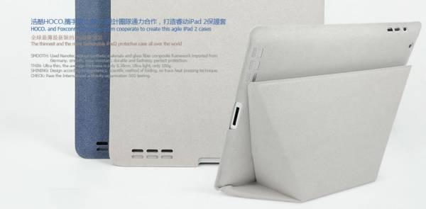 Bao da iPad 4, iPad 3 Hoco FID Design 10