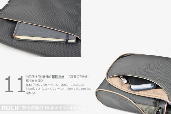 Túi đựng iPad Rock Digital Portable Bag 9