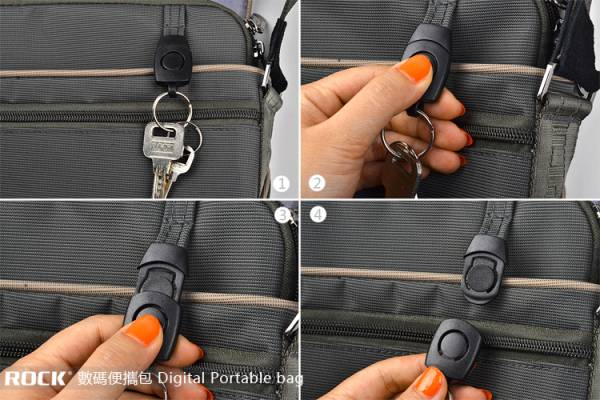 Túi đựng iPad Rock Digital Portable Bag 11