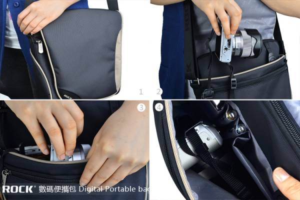 Túi đựng iPad Rock Digital Portable Bag 12