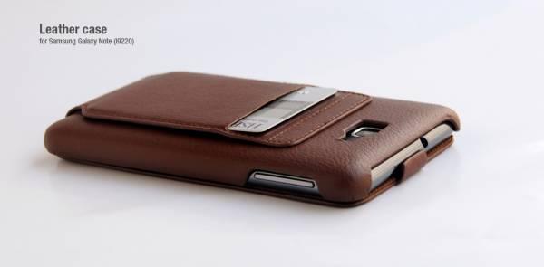 Bao da Samsung Galaxy Note i9220 Hoco chính hãng 1