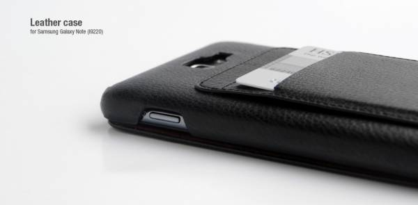 Bao da Samsung Galaxy Note i9220 Hoco chính hãng 3