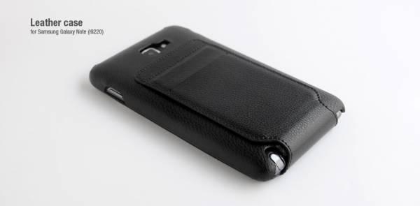 Bao da Samsung Galaxy Note i9220 Hoco chính hãng 6