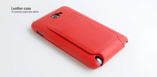 Bao da Samsung Galaxy Note i9220 Hoco chính hãng 8