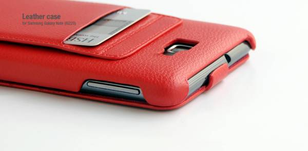 Bao da Samsung Galaxy Note i9220 Hoco chính hãng 10