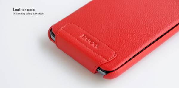 Bao da Samsung Galaxy Note i9220 Hoco chính hãng 11