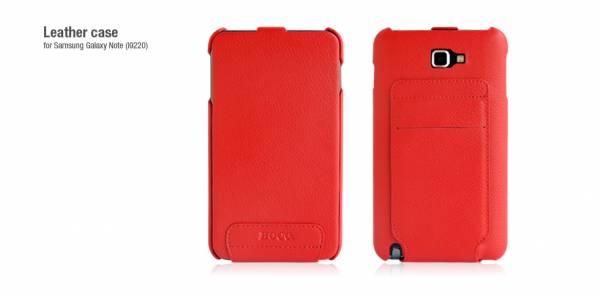 Bao da Samsung Galaxy Note i9220 Hoco chính hãng 13