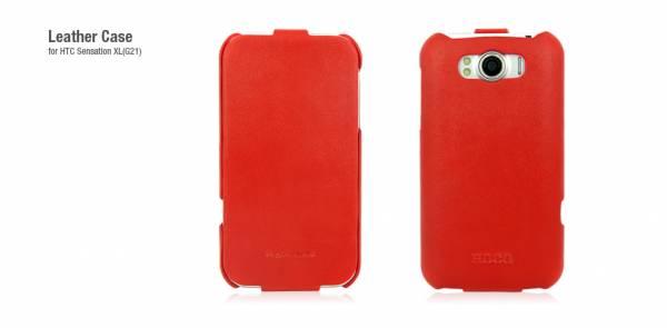 Bao da HTC Sensation XL Hoco 4