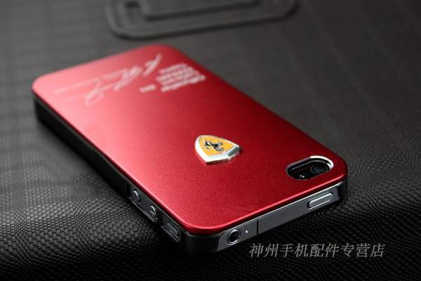 Ốp lưng iPhone 4 Ferrari 5