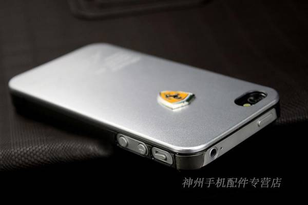 Ốp lưng iPhone 4 Ferrari 7