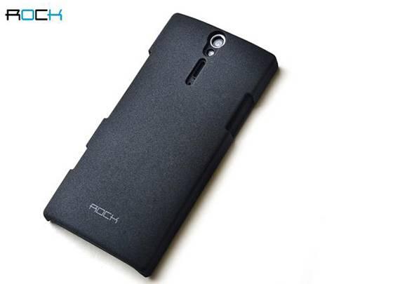 Ốp lưng Sony Xperia S Lt26i Rock QuickSand 3
