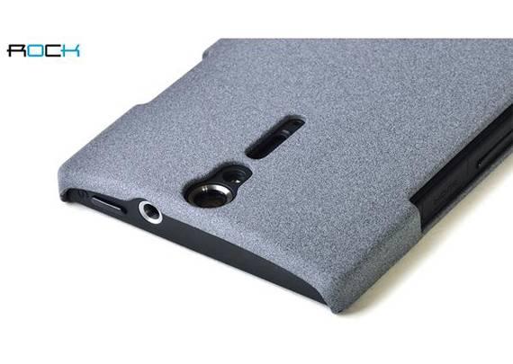 Ốp lưng Sony Xperia S Lt26i Rock QuickSand 4