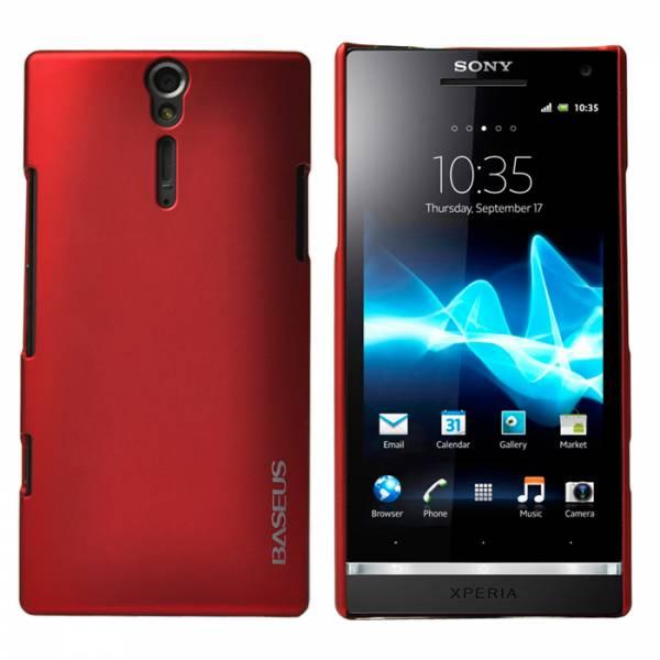 Ốp lưng Sony Xperia S Lt26i Baseus 4