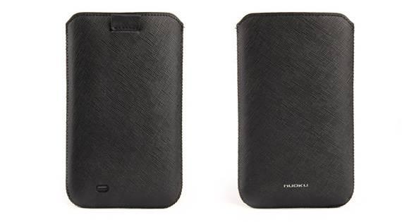 Bao Da Samsung Galaxy Note i9220 rút dây Slim Stylish 1