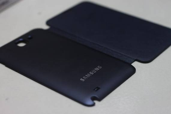 Bao Da Samsung Galaxy Note i9220 Flip Cover 4