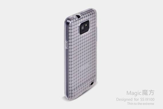 Ốp lưng Samsung Galaxy S2 Rock Cube Magic TPU 2
