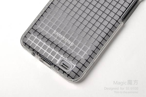 Ốp lưng Samsung Galaxy S2 Rock Cube Magic TPU 3