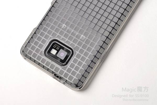Ốp lưng Samsung Galaxy S2 Rock Cube Magic TPU 4
