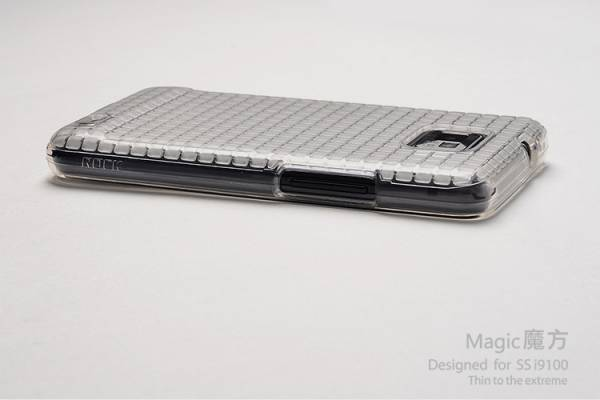 Ốp lưng Samsung Galaxy S2 Rock Cube Magic TPU 5