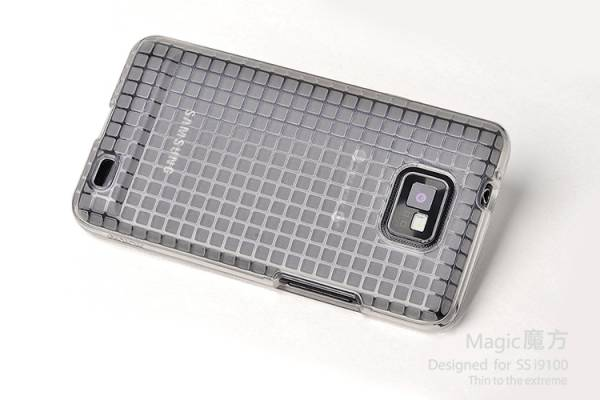 Ốp lưng Samsung Galaxy S2 Rock Cube Magic TPU 6