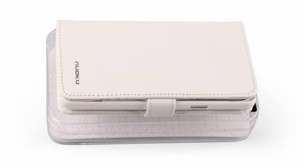 Bao da Samsung Galaxy S2 i9100 mở ngang Nuoku Book Genuine 2