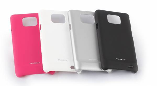 Ốp lưng Samsung Galaxy S2 i9100 Nuoku 5