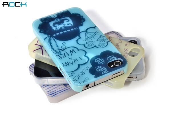 Ốp lưng iPhone 4 / 4S Rock Mr Rock - Kiểu 3 6