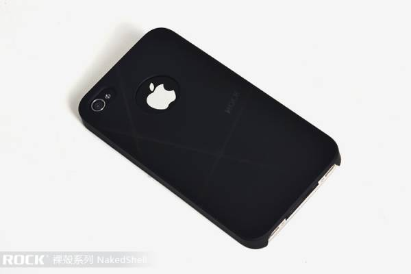 Ốp lưng iPhone 4 / 4S Rock Naked Shell 13