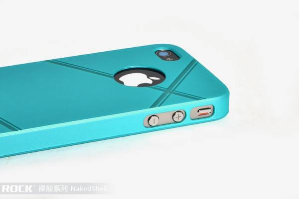 Ốp lưng iPhone 4 / 4S Rock Naked Shell 18