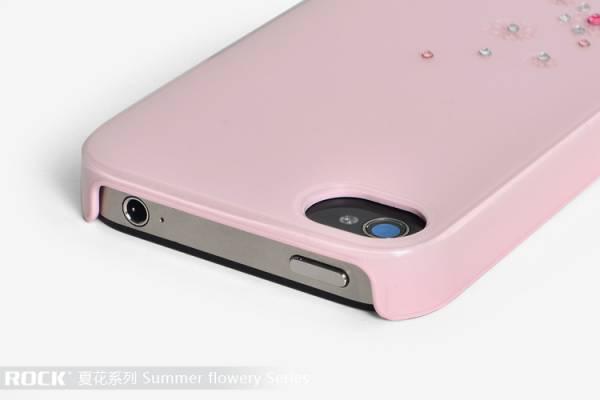 Ốp lưng iPhone 4 / 4S Rock Summer Floweys 3