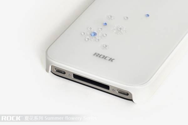 Ốp lưng iPhone 4 / 4S Rock Summer Floweys 10