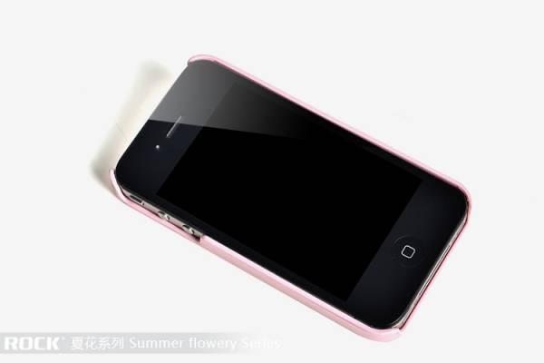 Ốp lưng iPhone 4 / 4S Rock Summer Floweys 12