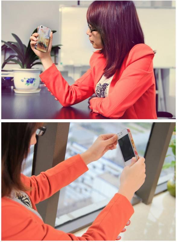 Ốp lưng iPhone 4 / 4S Baseus Romance Case 5