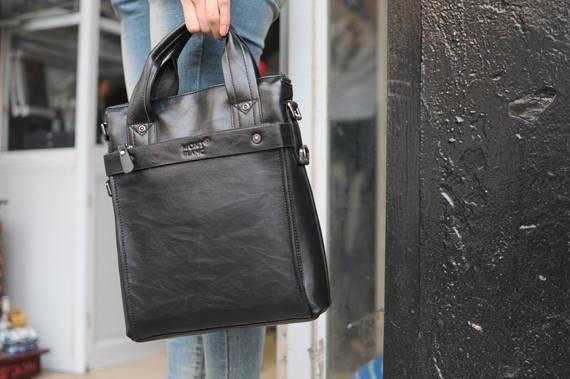 Túi xách da đựng iPad Mont Blanc - kiểu 2 1