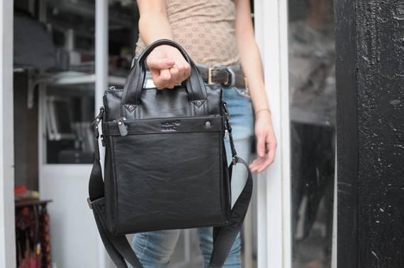 Túi xách da đựng iPad Mont Blanc - kiểu 2 2