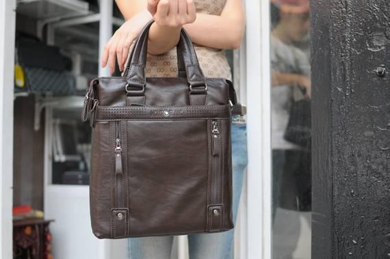 Túi xách da đựng iPad Mont Blanc - kiểu 4 1