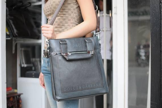 Túi xách da đựng iPad Dolce Gabbana - Kiểu 1 1