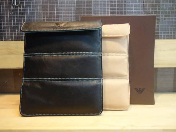 Túi đựng iPad Giorgio Armani 2