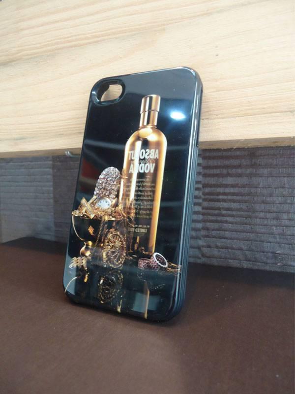 Ốp lưng thời trang iPhone 4 / 4S Chivas 2