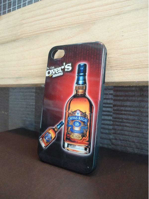 Ốp lưng thời trang iPhone 4 / 4S Chivas 3