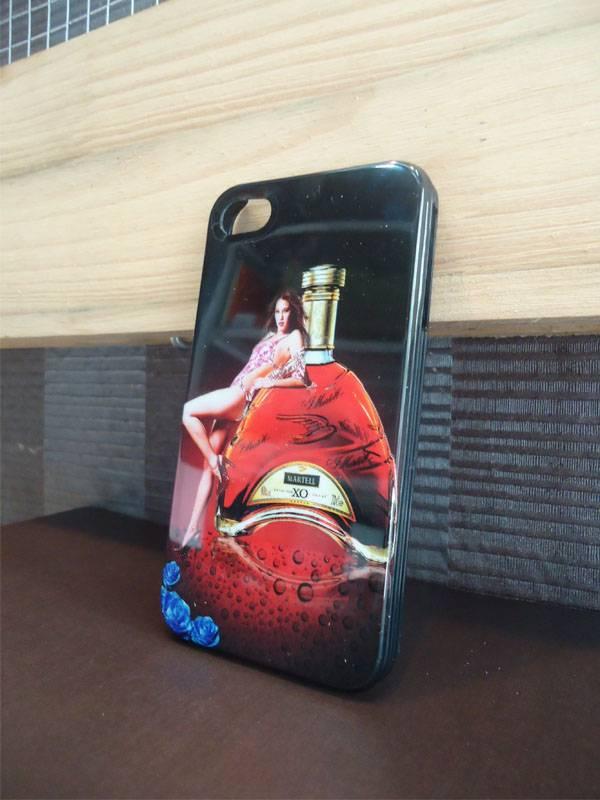 Ốp lưng thời trang iPhone 4 / 4S Chivas 4