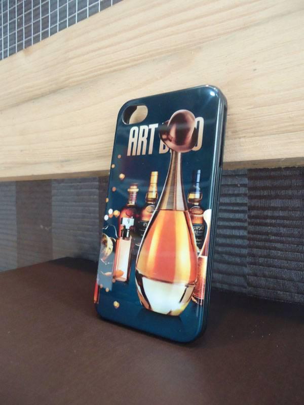 Ốp lưng thời trang iPhone 4 / 4S Chivas 5