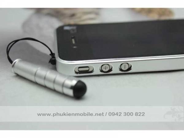 Viền iPhone 4/4S Crossline siêu mỏng 4