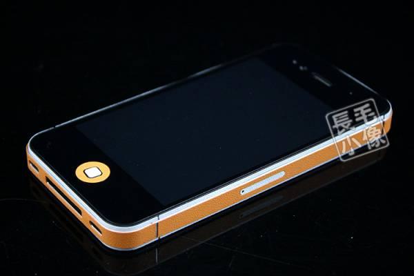 Miếng dán viền cho iPhone 4S 1