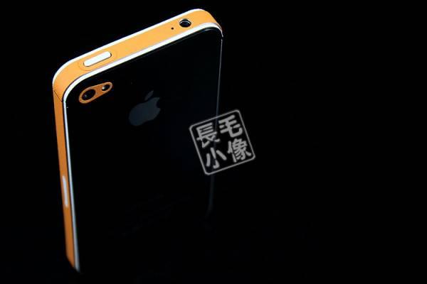 Miếng dán viền cho iPhone 4S 4