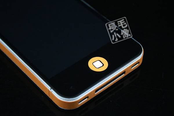 Miếng dán viền cho iPhone 4S 7