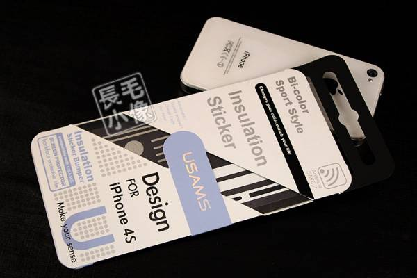 Miếng dán viền cho iPhone 4S 14