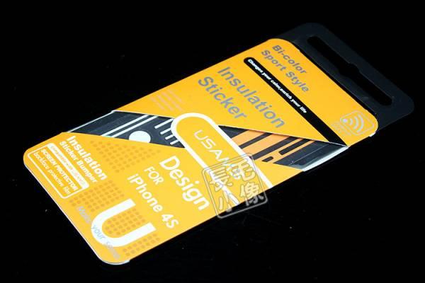 Miếng dán viền cho iPhone 4S 23