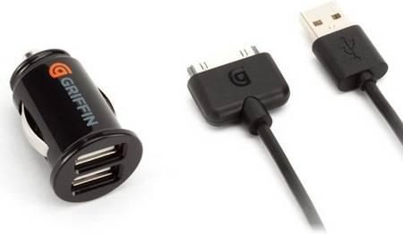 Sạc ôtô cho iPhone/iPod Griffin 1